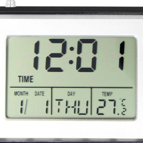 Snazzy Radio Calendar Clock Image 5