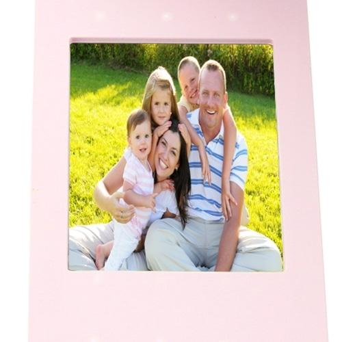 Foldable Photo Frame Book Desk Light