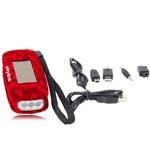 Emergency Solar Phone Charger Flashlight Radio