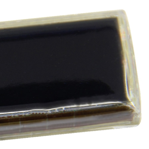 Transparent Flash Solar LCD Keychain Image 6