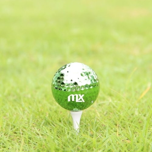 Metallic Golf Ball