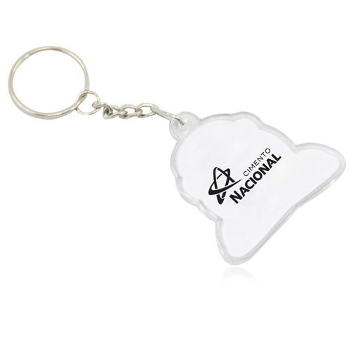 Customize Shaped Acrylic Keychain