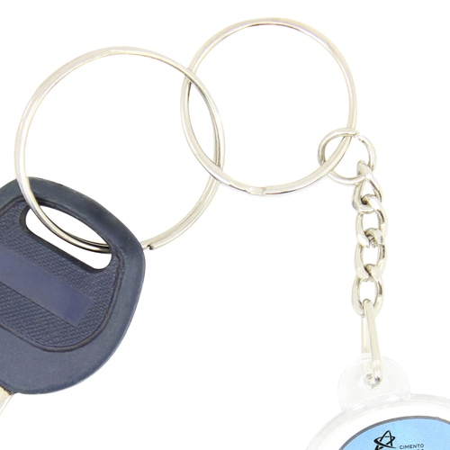 Customize Shaped Acrylic Keychain Image 6