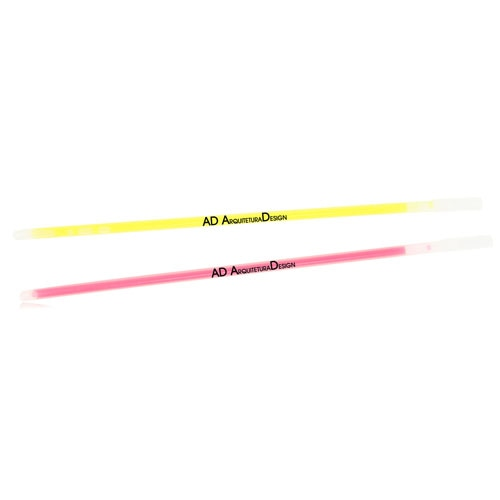8 Inch Glow Stick Bracelet Image 1