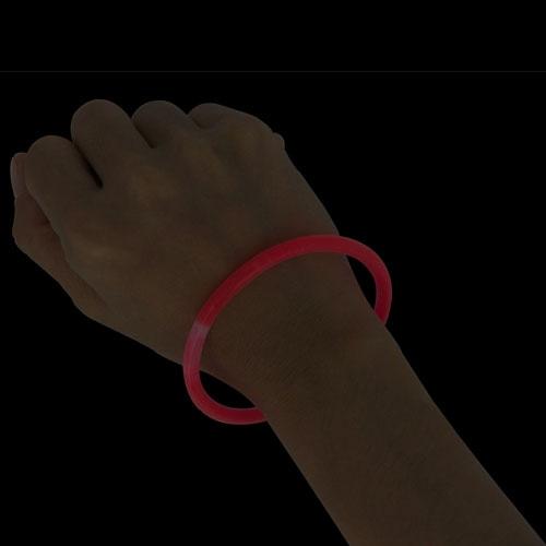 8 Inch Glow Stick Bracelet Image 5