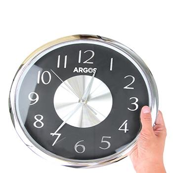 12 Inch Elegant Wall Clock