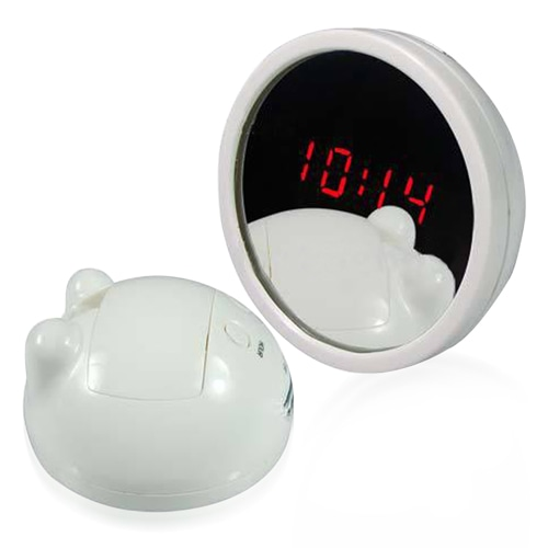Mirror Digital Clock