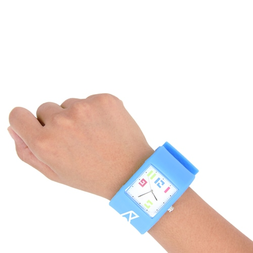 Jumbo Square Dial Watch