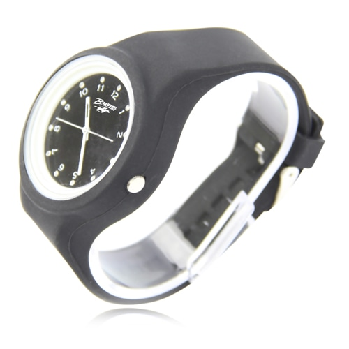 Ritzy Dial Silicone Watch Image 9