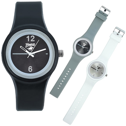 Ritzy Dial Silicone Watch Image 2