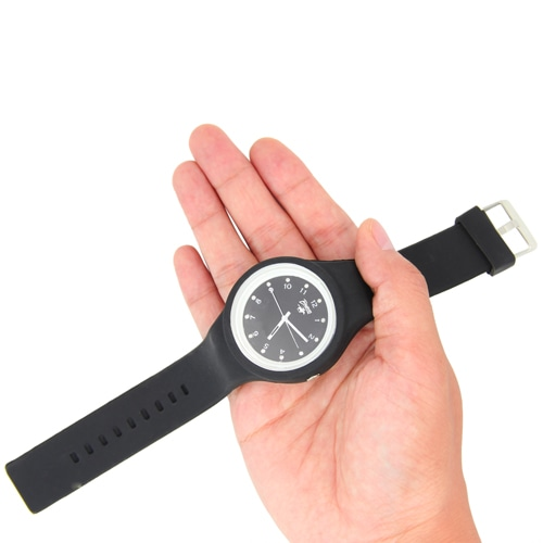Ritzy Dial Silicone Watch Image 5