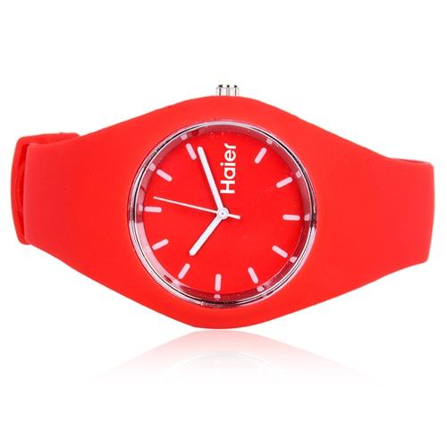 RoRoz Round Silicon Wrist Watch Image 2