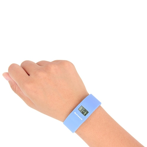 Sport Wristband Silicone Wrist Watch Image 3