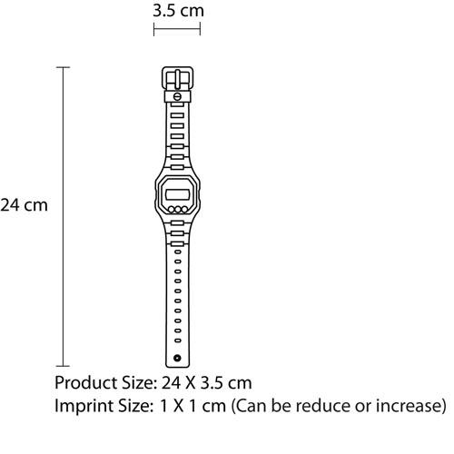 Trendy Wrist Watch