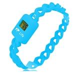 Twisty Elastic Strap Watch