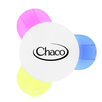 Three Color Circle Highlighter