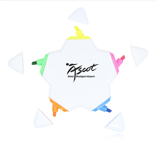 Star Shaped Highlighter Image 1