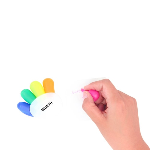 Palm Shaped Highlighter