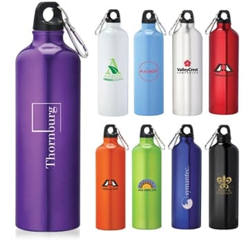 750ML Ultimate Aluminum Sports Bottle