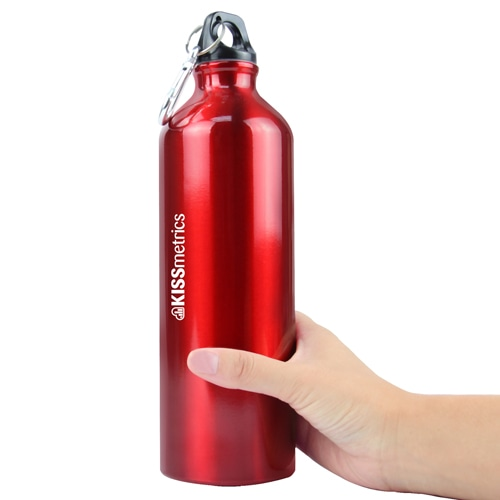 750ML Ultimate Aluminum Sports Bottle Image 3