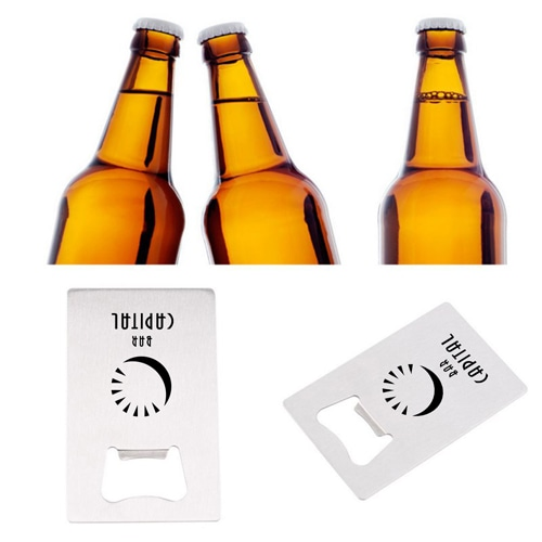 Custom Credit Card Bottle Opener  Image 2