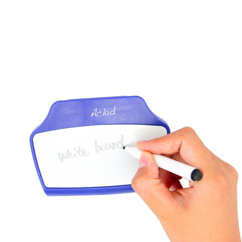 Magnetic Clip White Board Memo Set