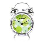 Shiny Double Bell Alarm Clock
