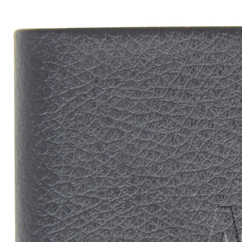 Vertical Leather Business Card Holder