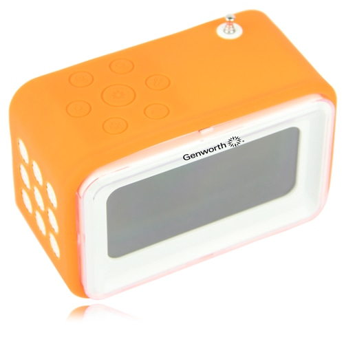 FM Radio With Digital Alarm Clock Image 11