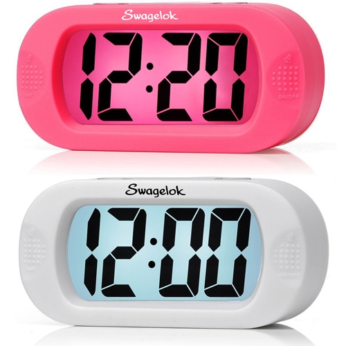 Trendy Snooze Light Alarm Clock