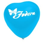 14 Inch - Heart Shaped Balloon