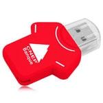 1GB T-Shirt Shape Flash Drive