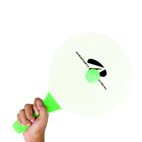 Beach Paddle Racket Set