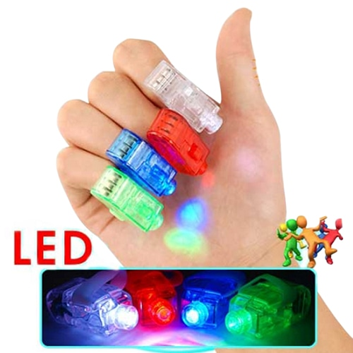 4 Fingers Elastic Band Light