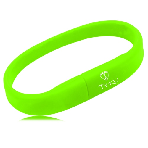 1GB Stylish Wristband Flash Drive