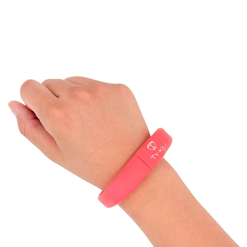 1GB Stylish Wristband Flash Drive Image 5