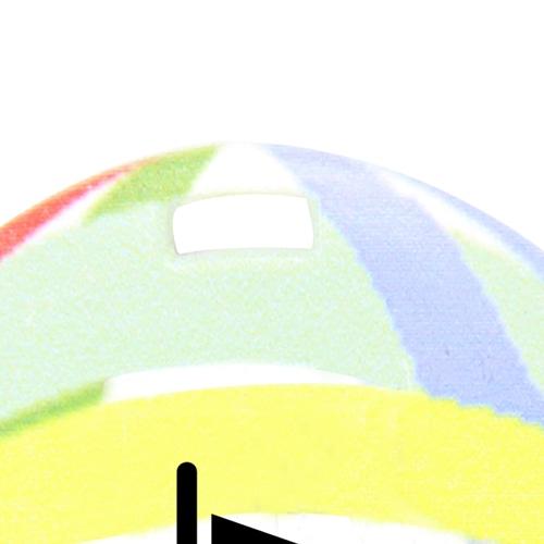 1GB Flat Round Flash Drive