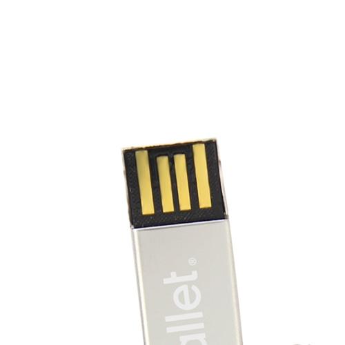 1GB Key Shaped Metal Flash Drive Image 6