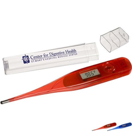 Elegant Digital Electronic Thermometer Image 1