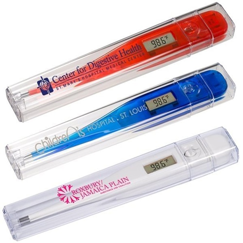 Elegant Digital Electronic Thermometer Image 3