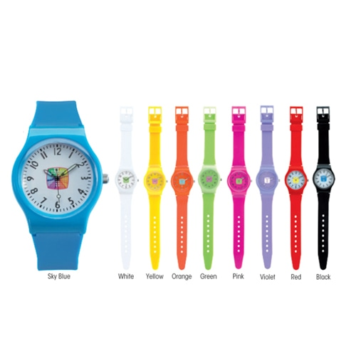 EveryDay Silicone Watch Image 5