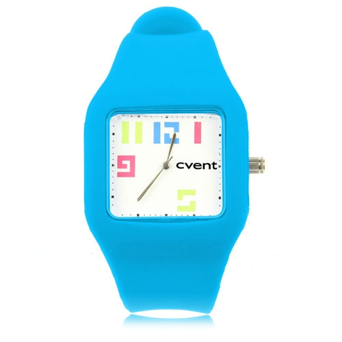 Classy Silicone Watch