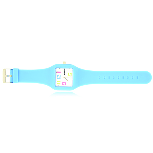 Classy Silicone Watch Image 2