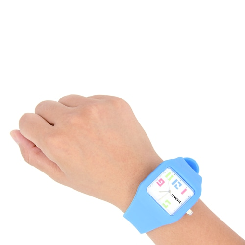 Classy Silicone Watch Image 3