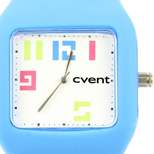 Classy Silicone Watch Image 7