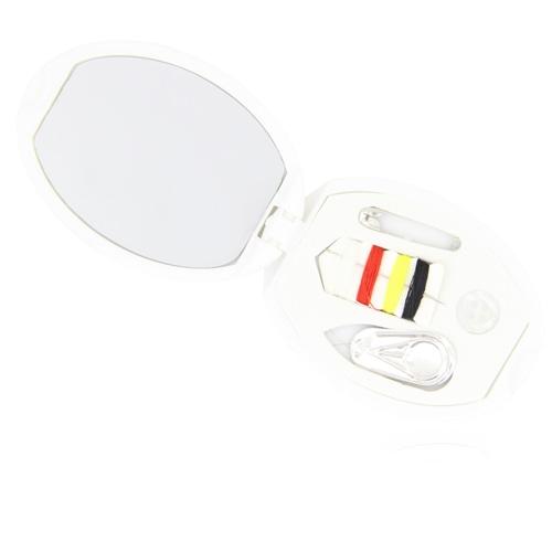 Traveler Sewing Kit with Mirror