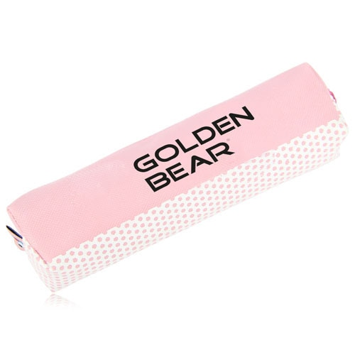 Polyester Zipper Pencil Bag