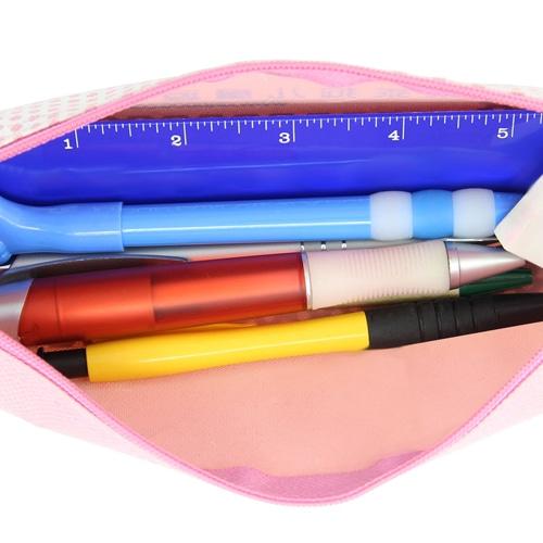 Polyester Zipper Pencil Bag
