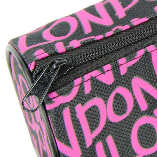 Pretty Cylindrical Pouch