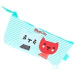 Kitty Imprint Canvas Bag